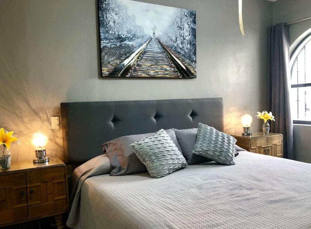 Casa Mary Romantic Zone bedroom