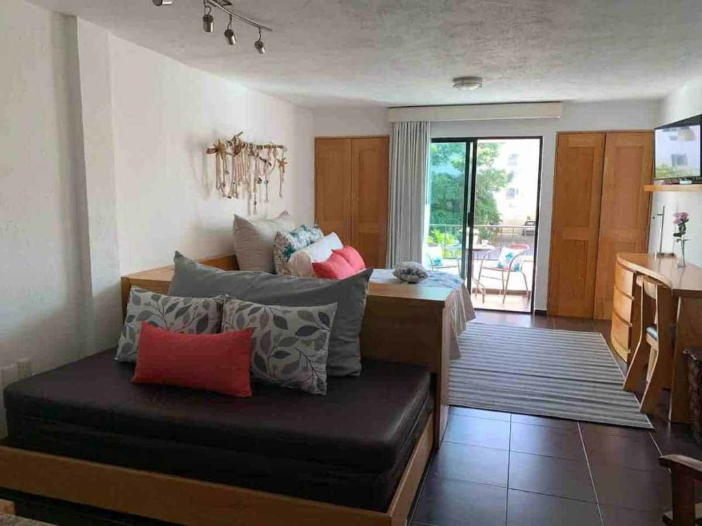 Entire loft Puerto Vallarta Marina Den bedroom