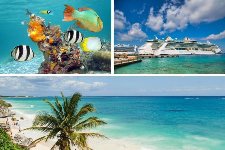How to get to Cozumel - cozumel beach and see