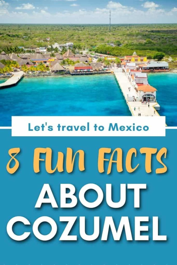 fun facts about cozumel