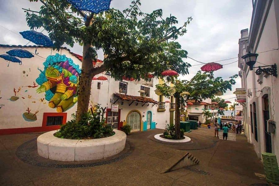 puerto vallarta old town