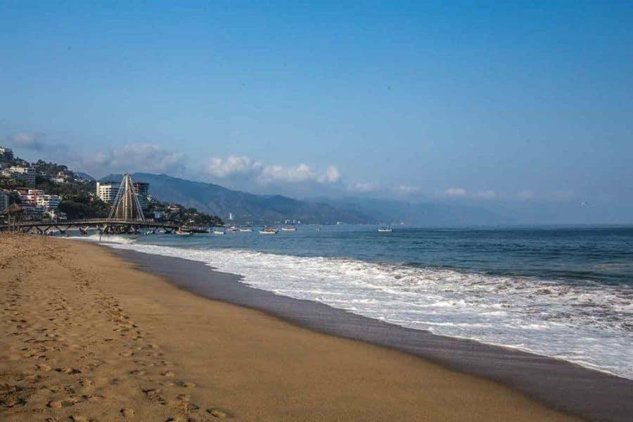 Playa de Los muertos - best area to stay in puerto vallarta