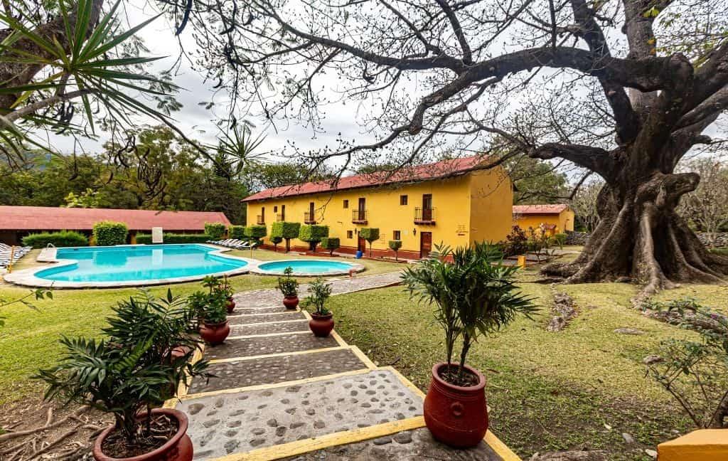 conca mission hotel