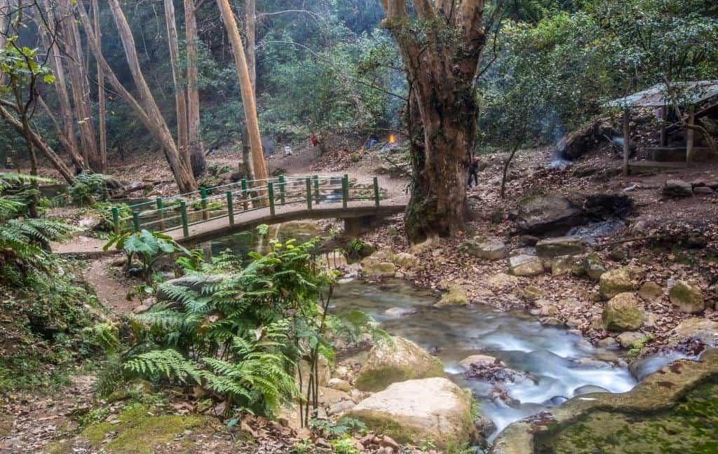 el chuveje bridge