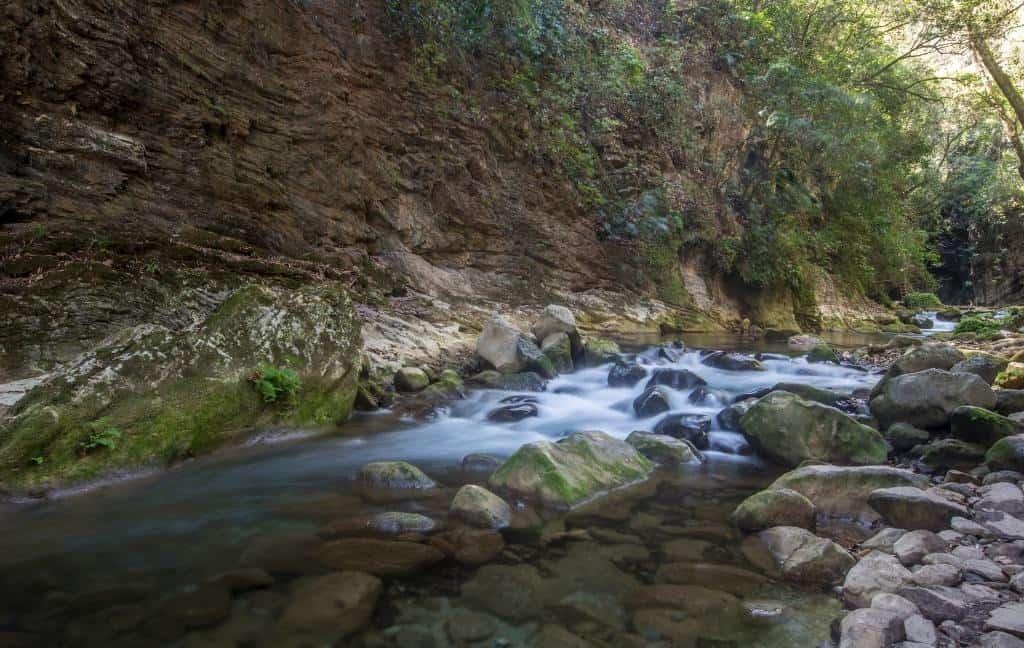 el chuveje river