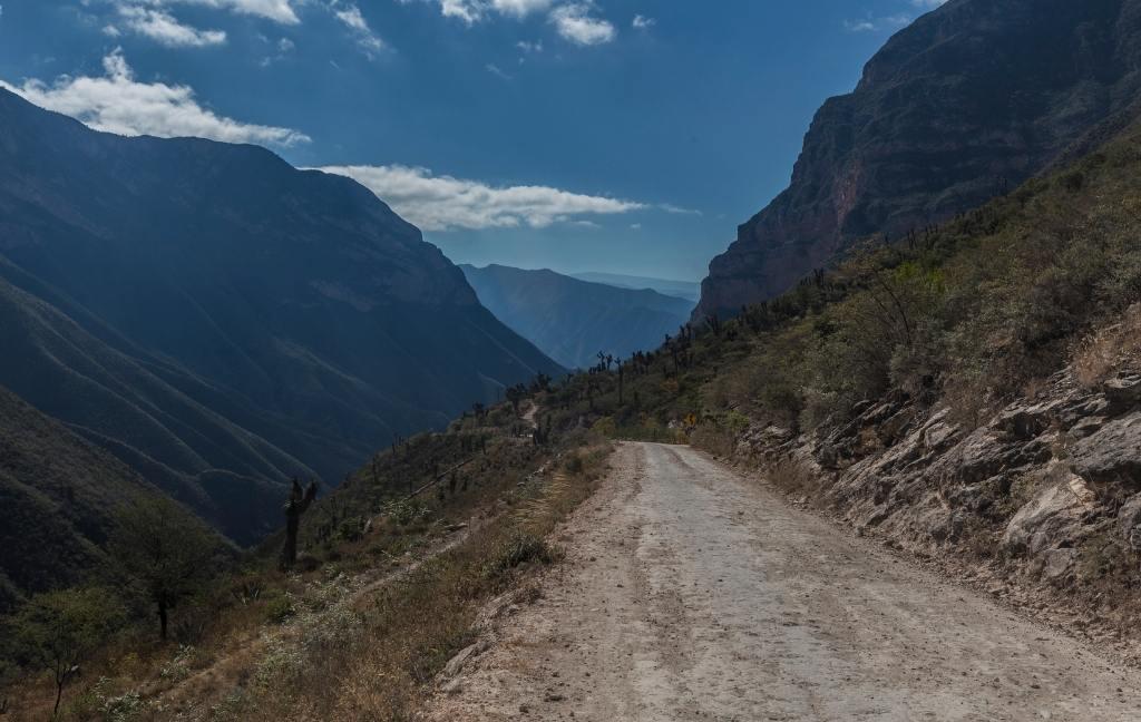 panoramic road to bucareli