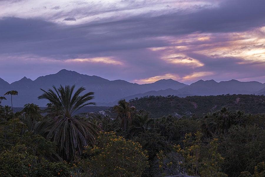 santiago view