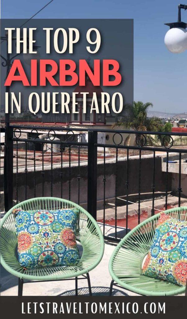 AIRBNB IN QUERETARO