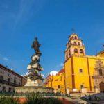 guanajuato basilica and square