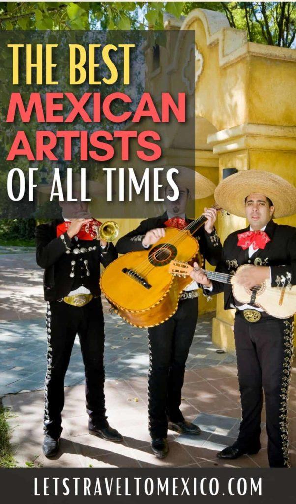 MEX ARTISTS