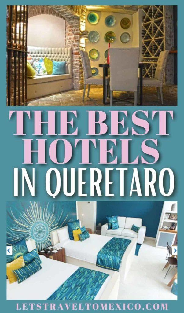 QUERETARO HOTELS