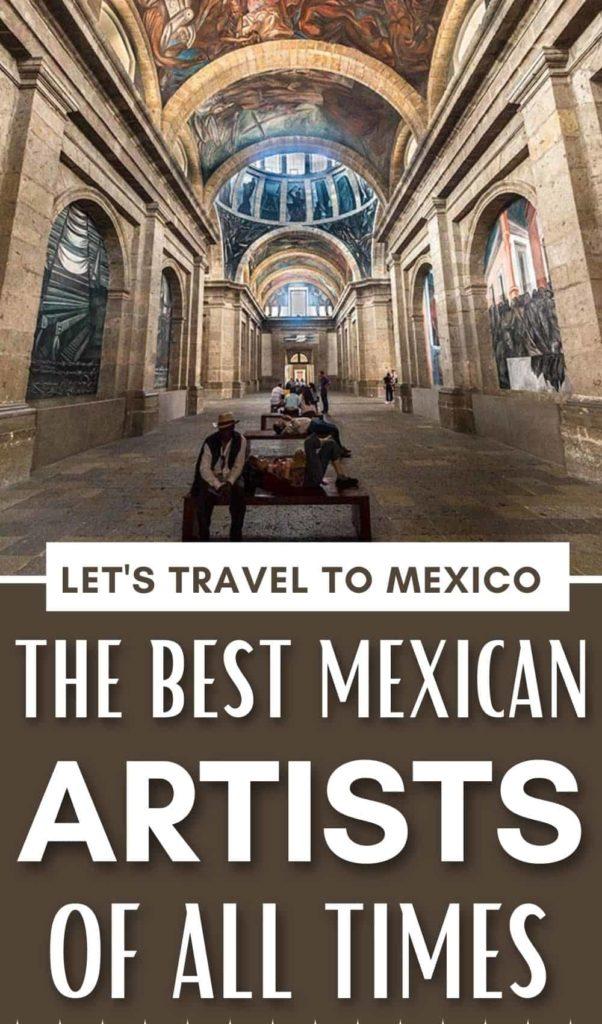TOP MEX ARTISTS