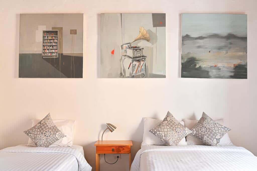 hotel meson cuevano room