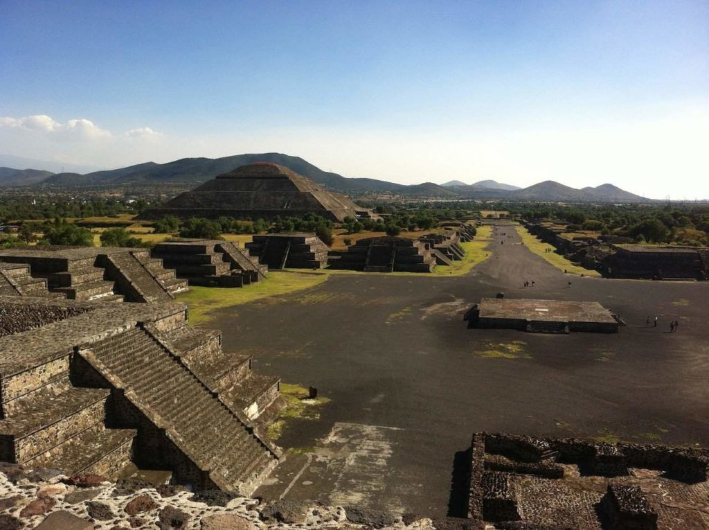 teotihuacan, mexico, aztec