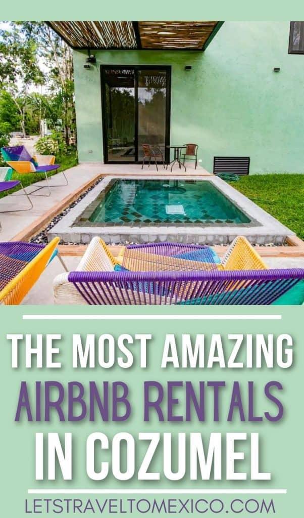 BEST Airbnb COZUMEL