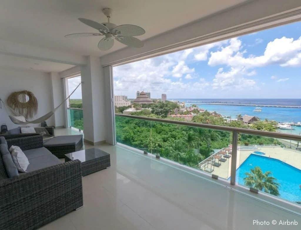 Luxury Oceanview Airbnb