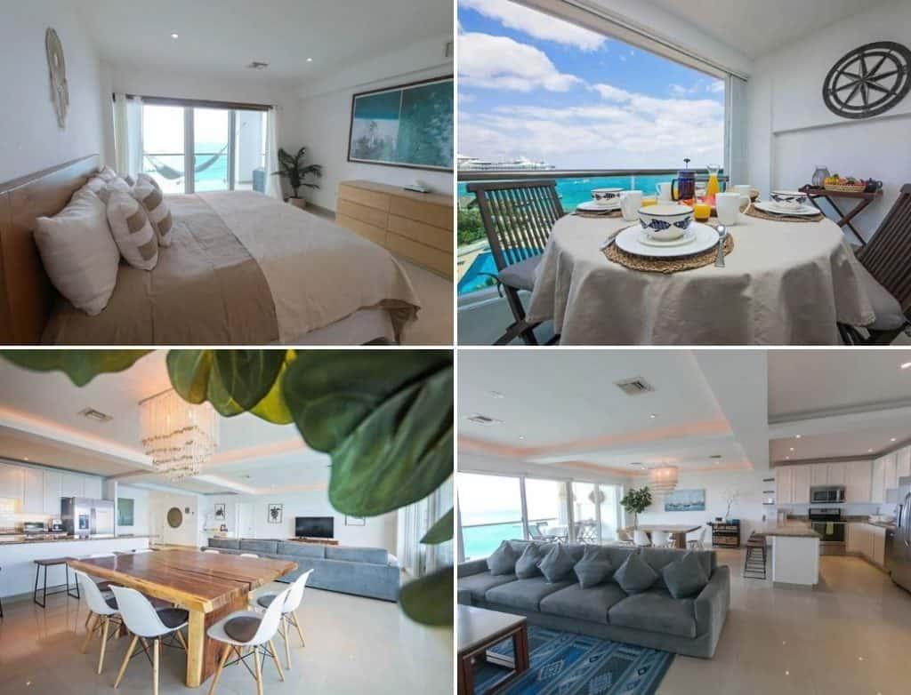 Luxury Oceanview Palmar Condo Airbnb