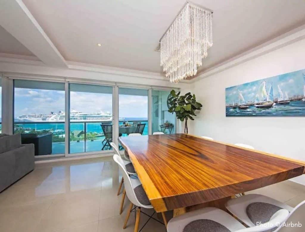 Luxury Oceanview living