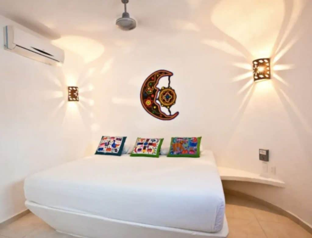 Sugar bungalow room cozumel airbnb