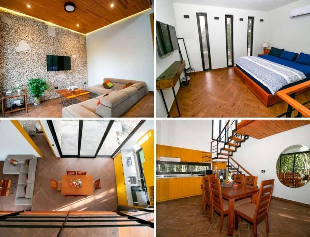 Villa Violeta cozumel airbnb