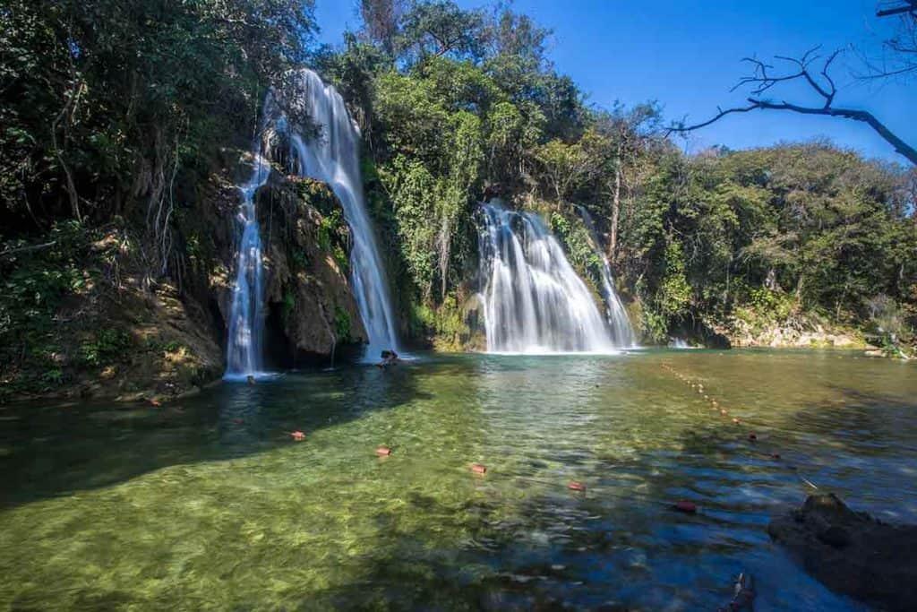 tamasopo waterfall huasteca potosina
