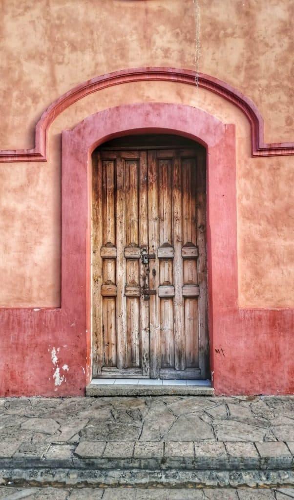 Door san cristobal
