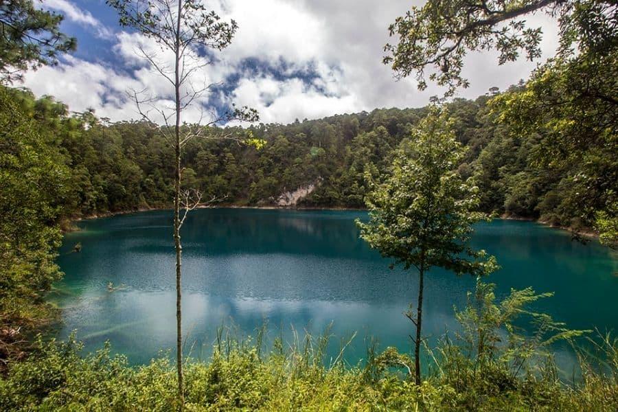 Lagunas montebello chiapas