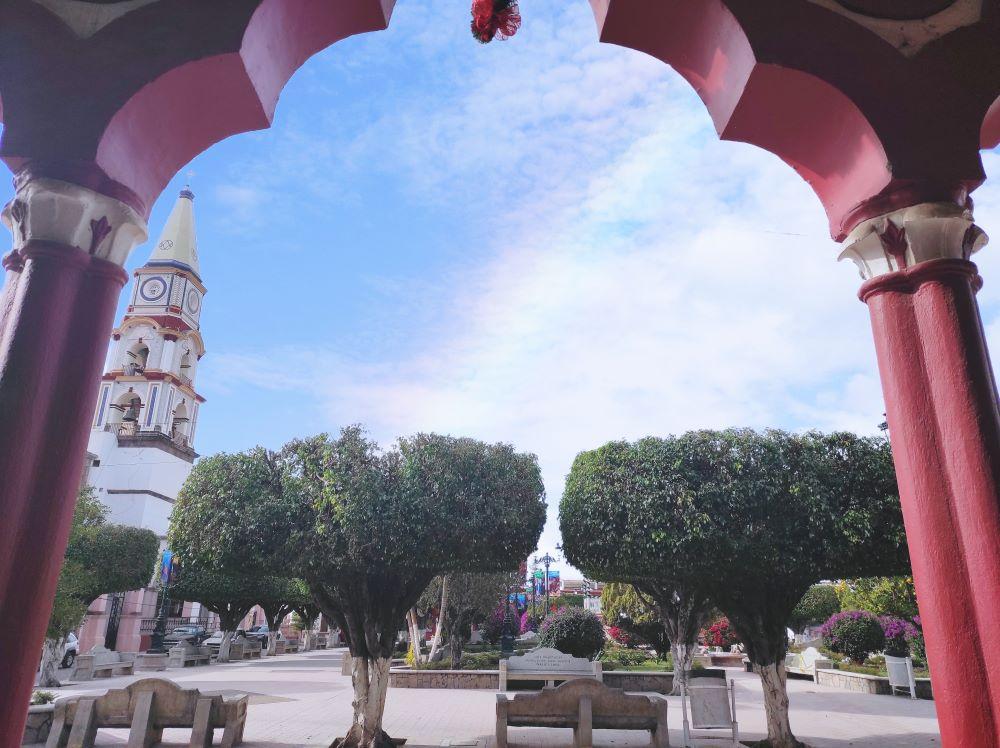 Mascota plaza