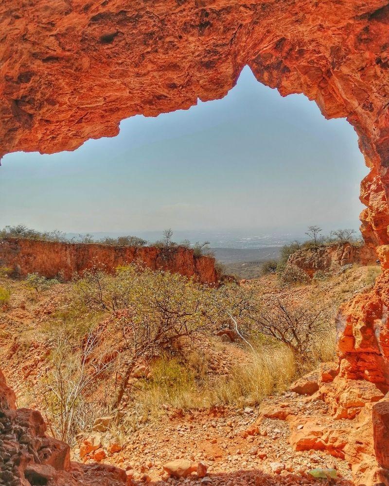 Opal cave