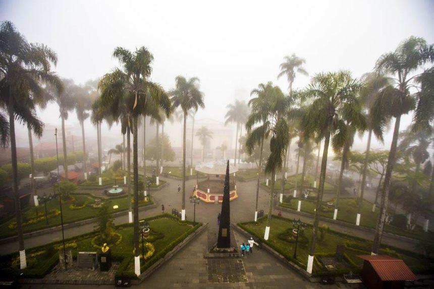 plaza coscomatepec
