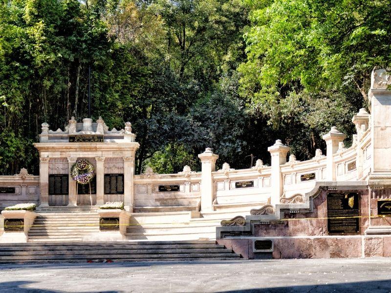 Mexico city park