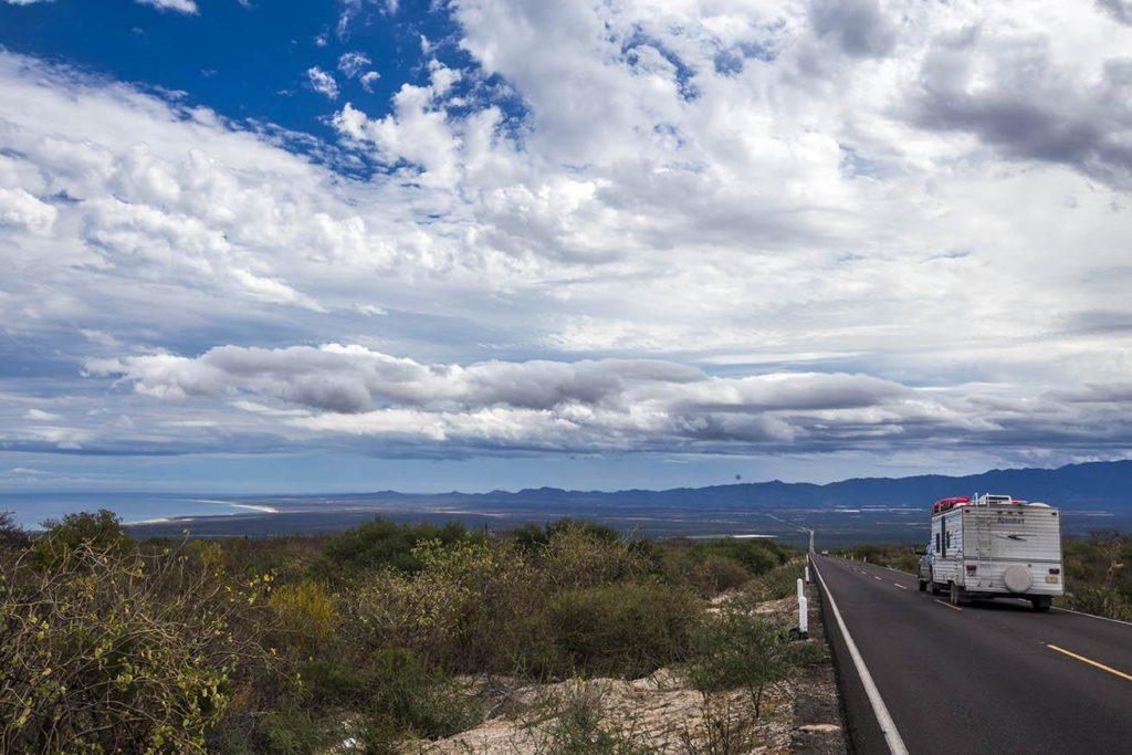 On the way to la ventana from La Paz