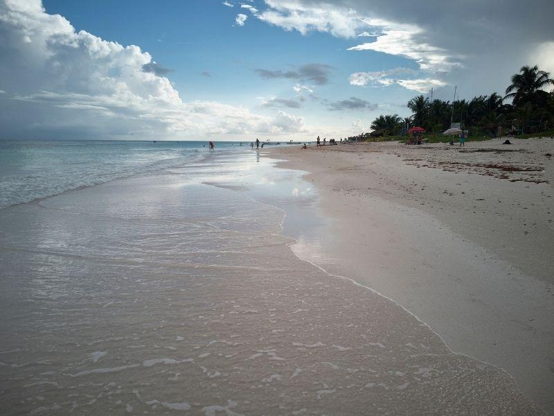xpu-ha beach - mexico