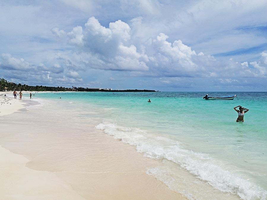 Xpu-ha - beach