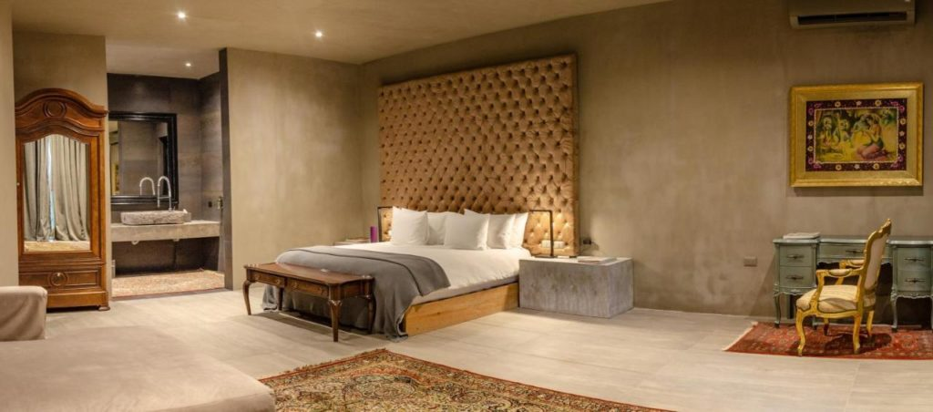 Casa Malca hotel suite