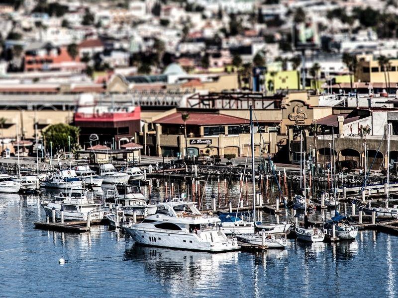 Ensenada harbor