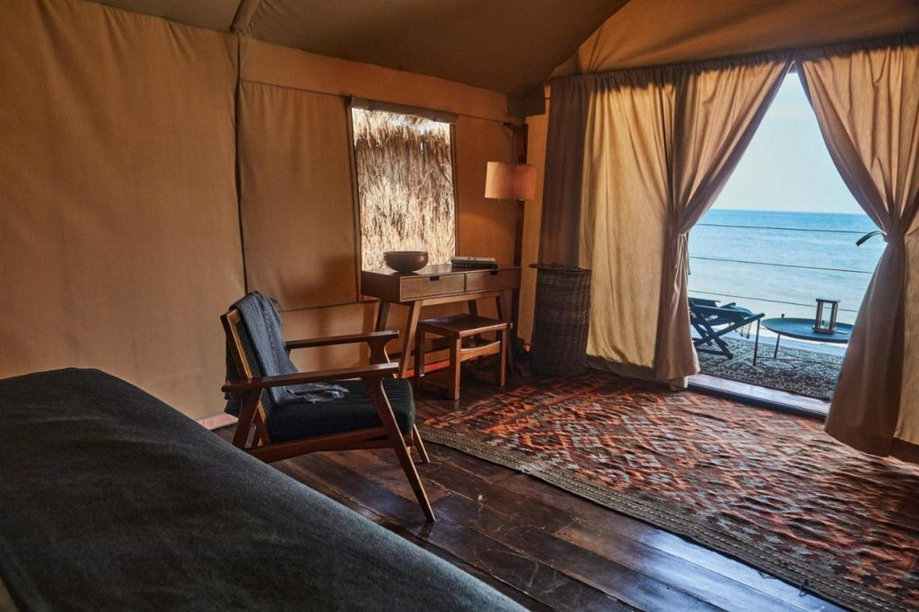habitas suite from inside