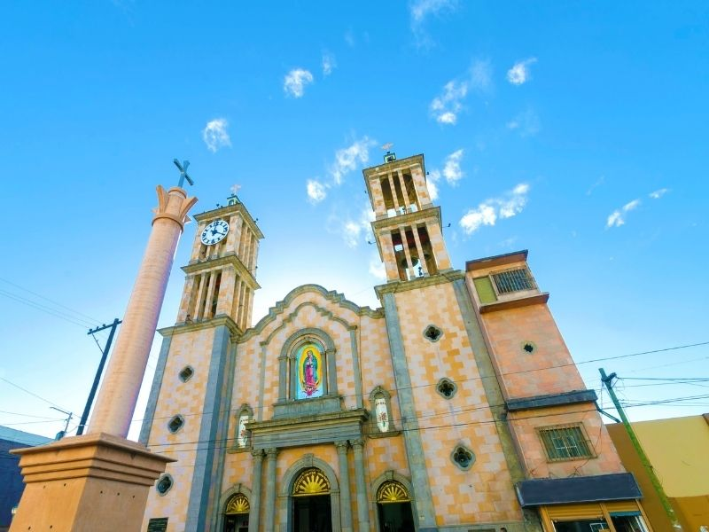 Cathedral in Tijuana