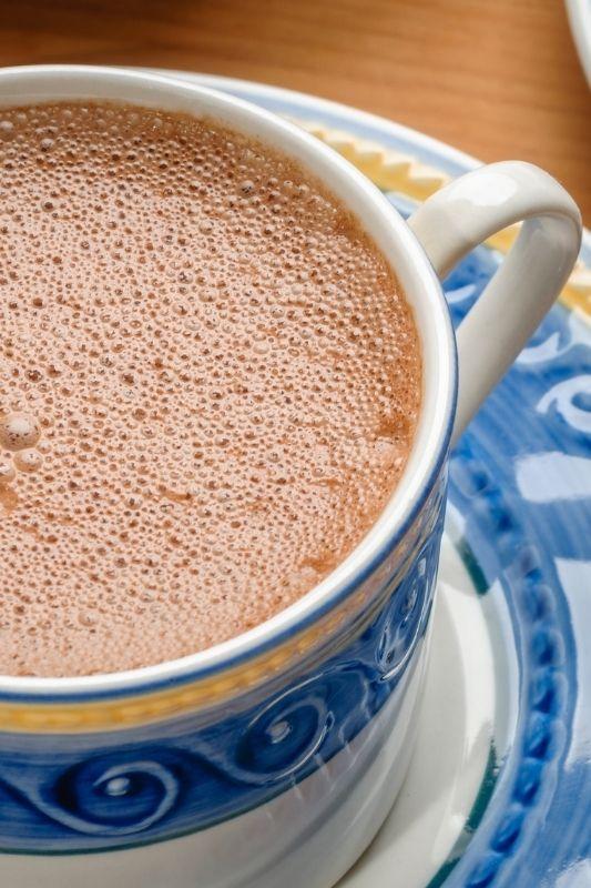 chocolate drinks