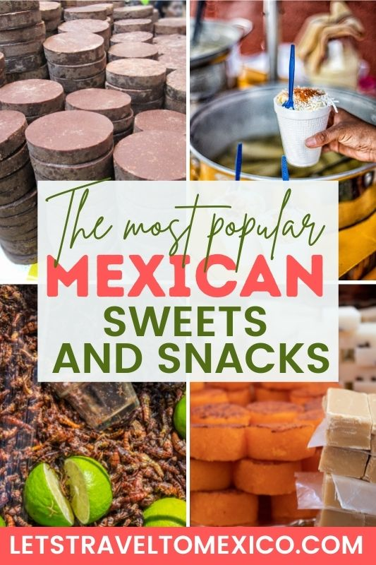MEXICAN SWEETS 1