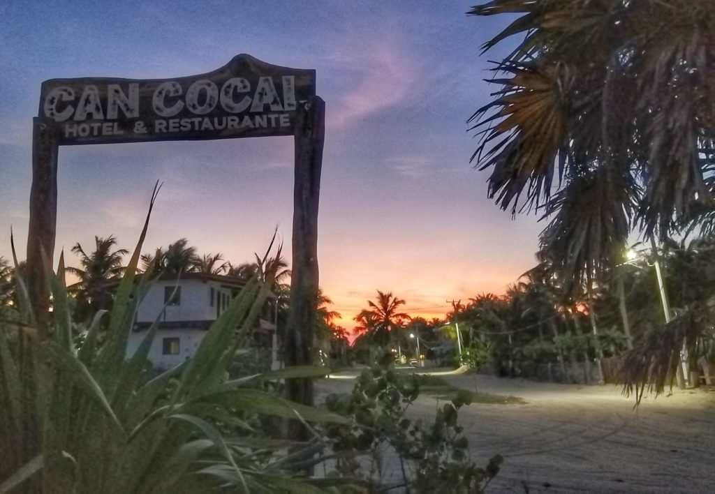 Can cocal el cuyo hotel sunset