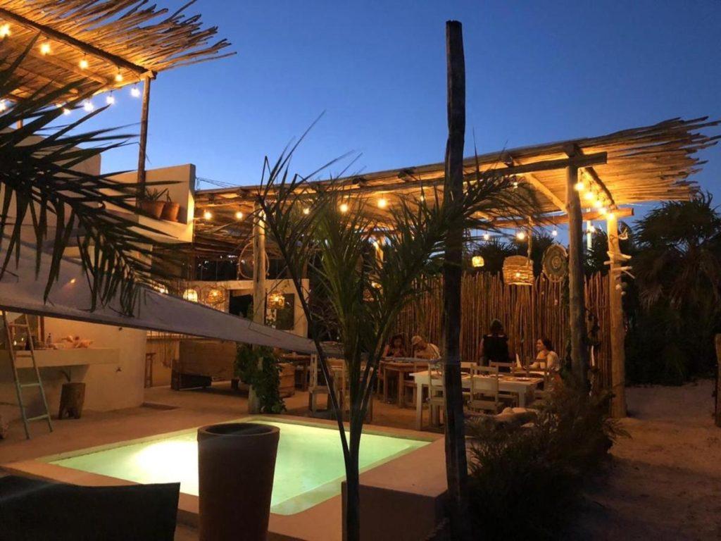 Lunarena hotel overview