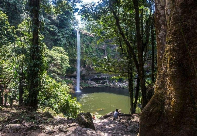 Misol-ha Waterfall Chiapas