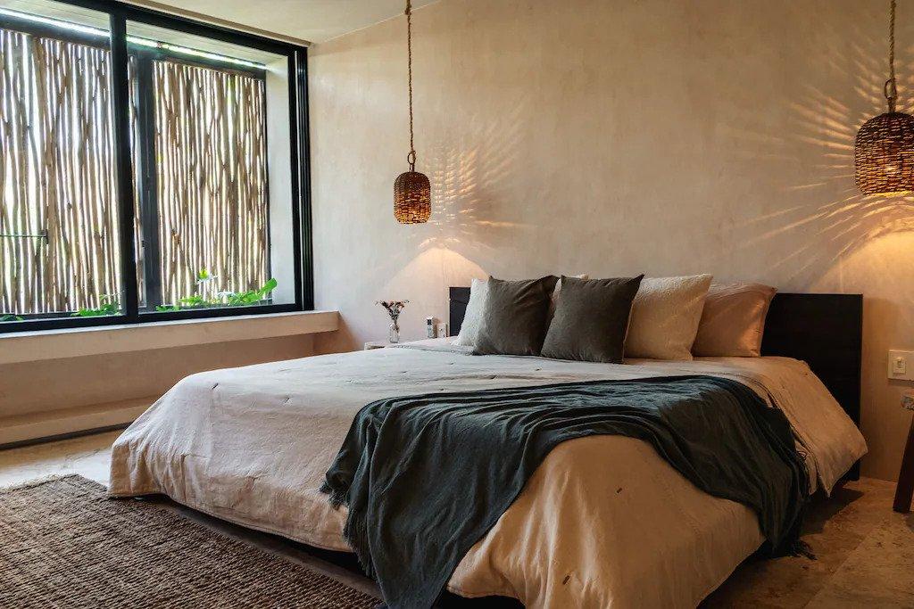 alexa luxury penthouse bedroom