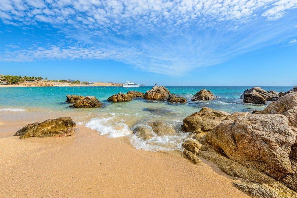 Playa el Chileno Cabo San Lucas