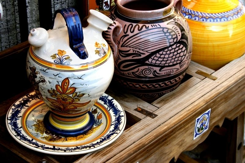 Talavera pottery - best souvenirs from Mexico