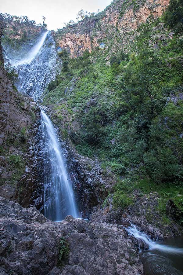 Cacalotenango - taxco watergfall cola de caballo