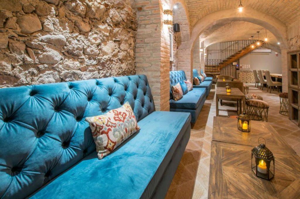 Hotel Casa 1810 reception area