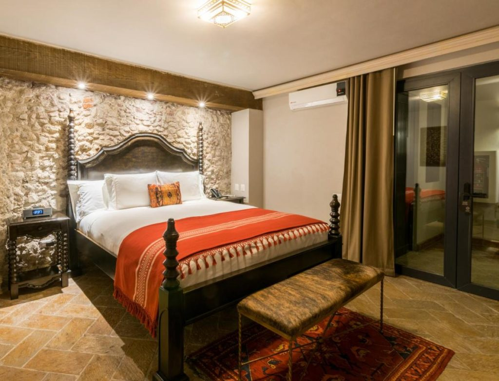 Hotel Casa 1810 room